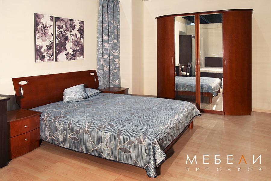 спалня по поръчка Лотус
