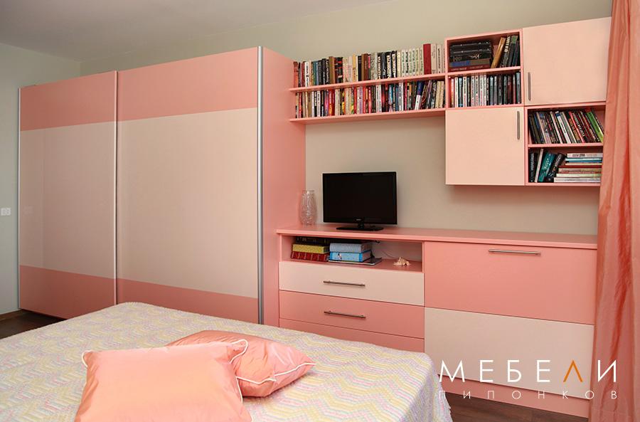 модерни спални по поръчка София