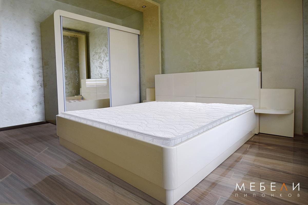 Спалня по поръчка МДФ