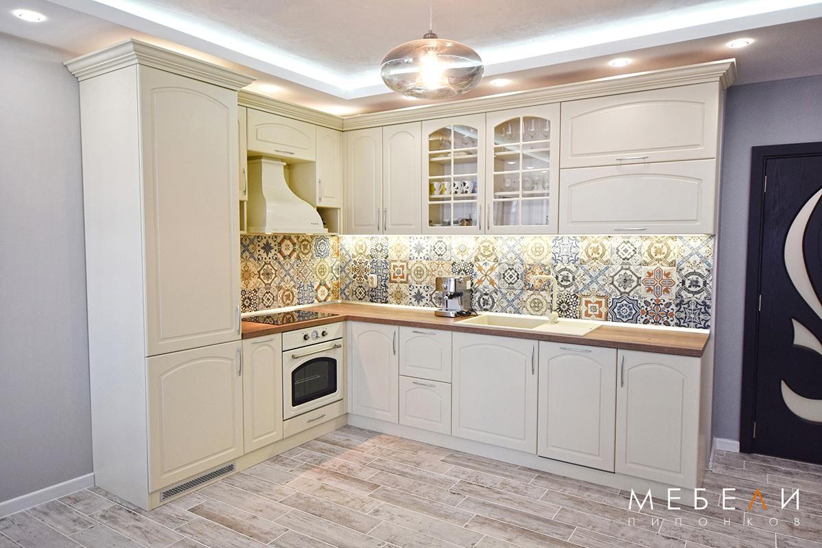 класическа кухня МДФ