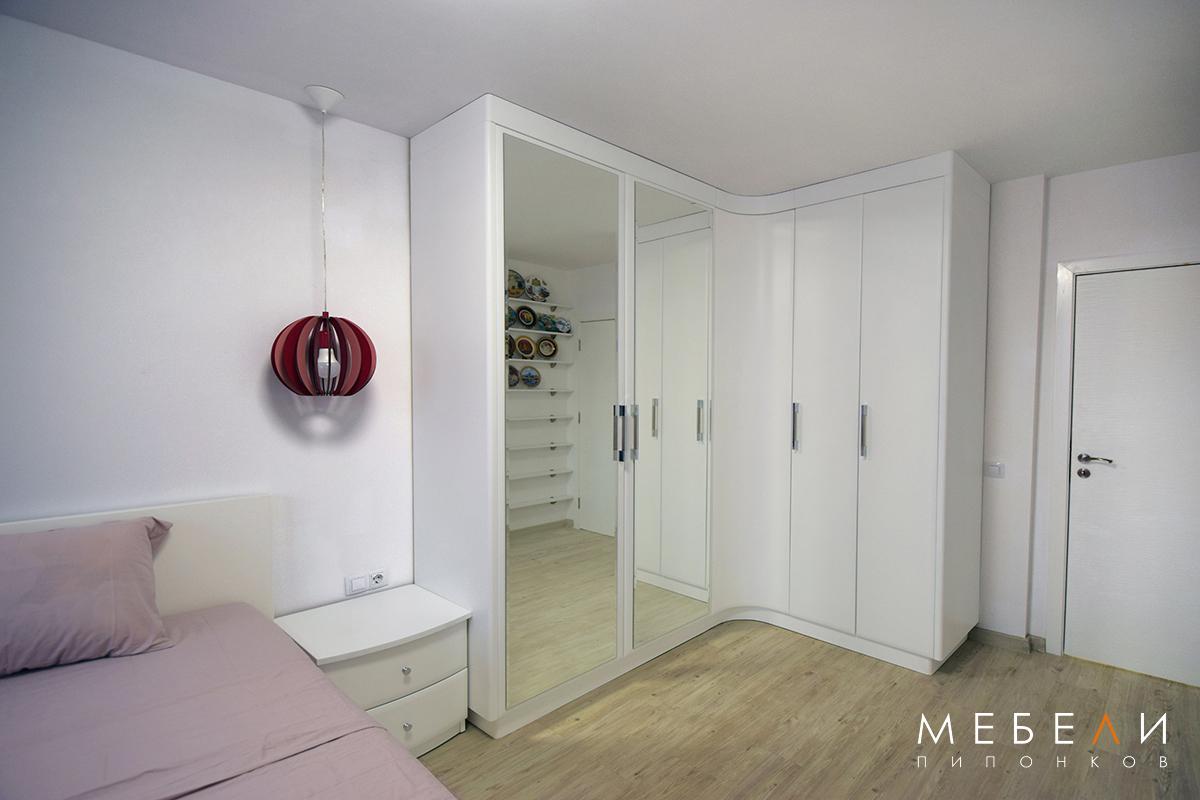 Спалня по проект МДФ