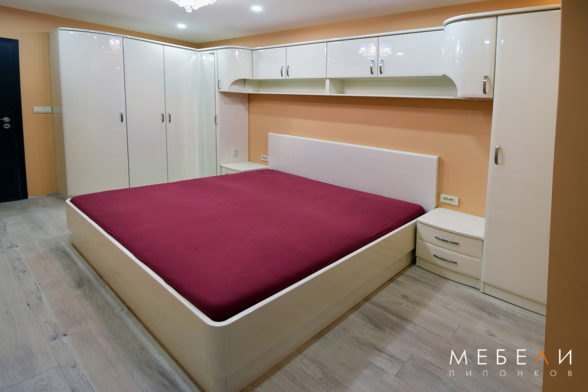 Спални с надстройка